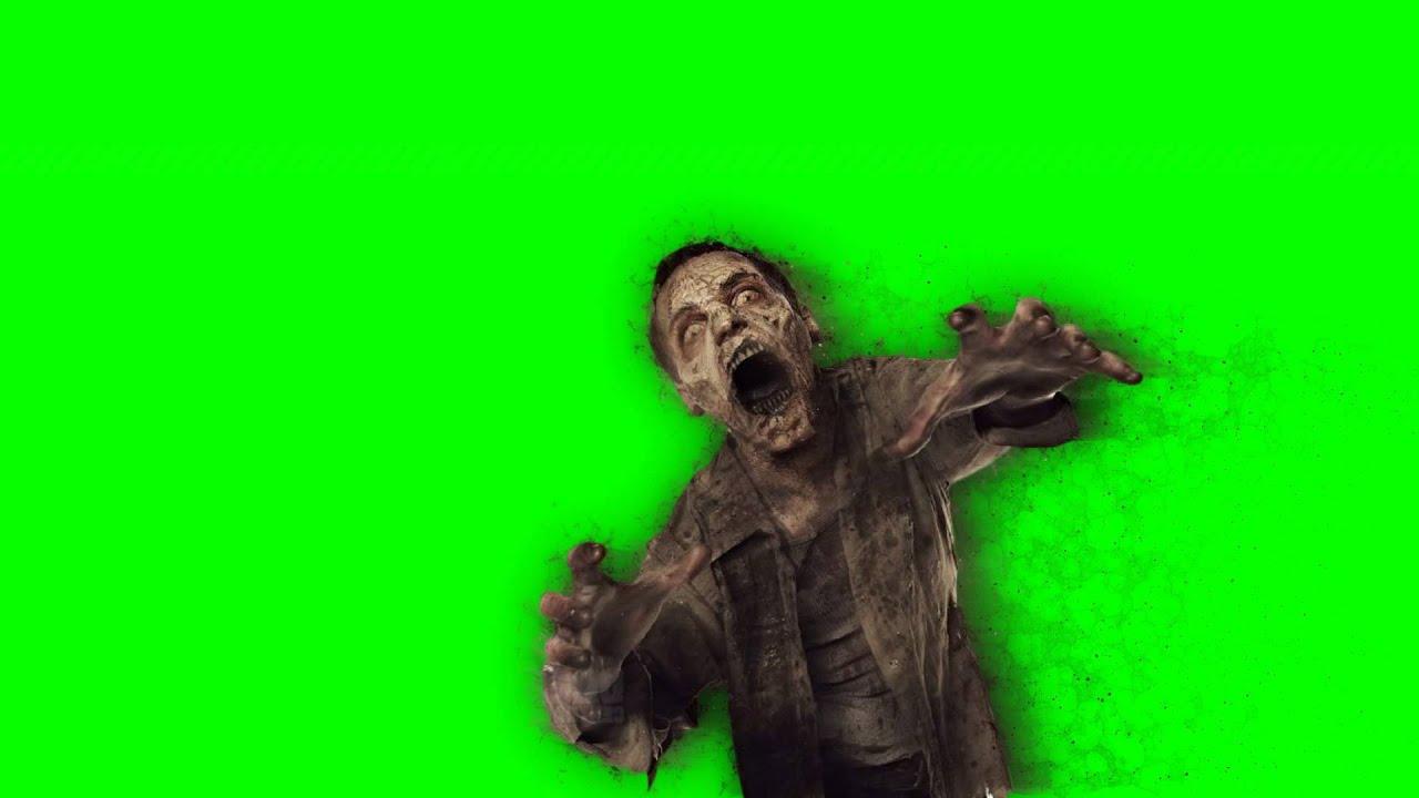 the walking dead vfx green screen footage free fan made youtube