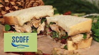 Leftover Turkey Sandwich | We Heart Food 6