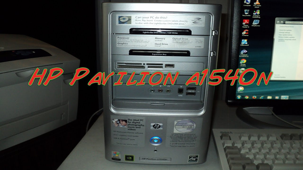 PAVILION A1540N DRIVER FOR PC
