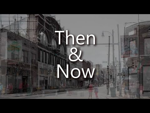 Memphis: Then and Now