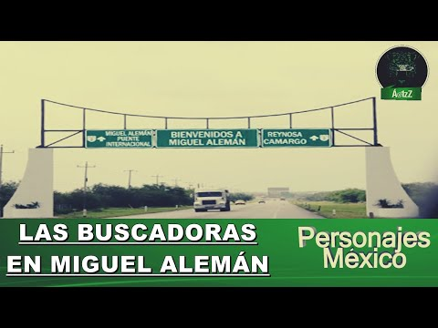 Buscadoras encuentran a 500 en Miguel Alemán, Tamaulipas