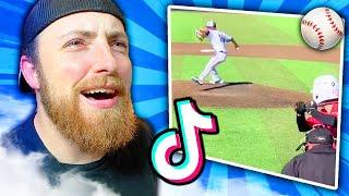 Reacting To Baseball Tik Toks (Part 2)