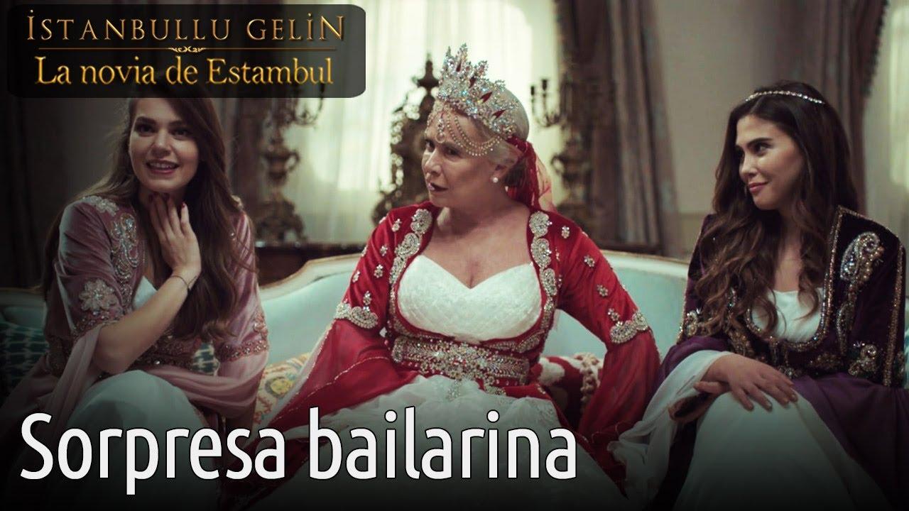 La Novia De Estambul -  Sorpresa bailarina