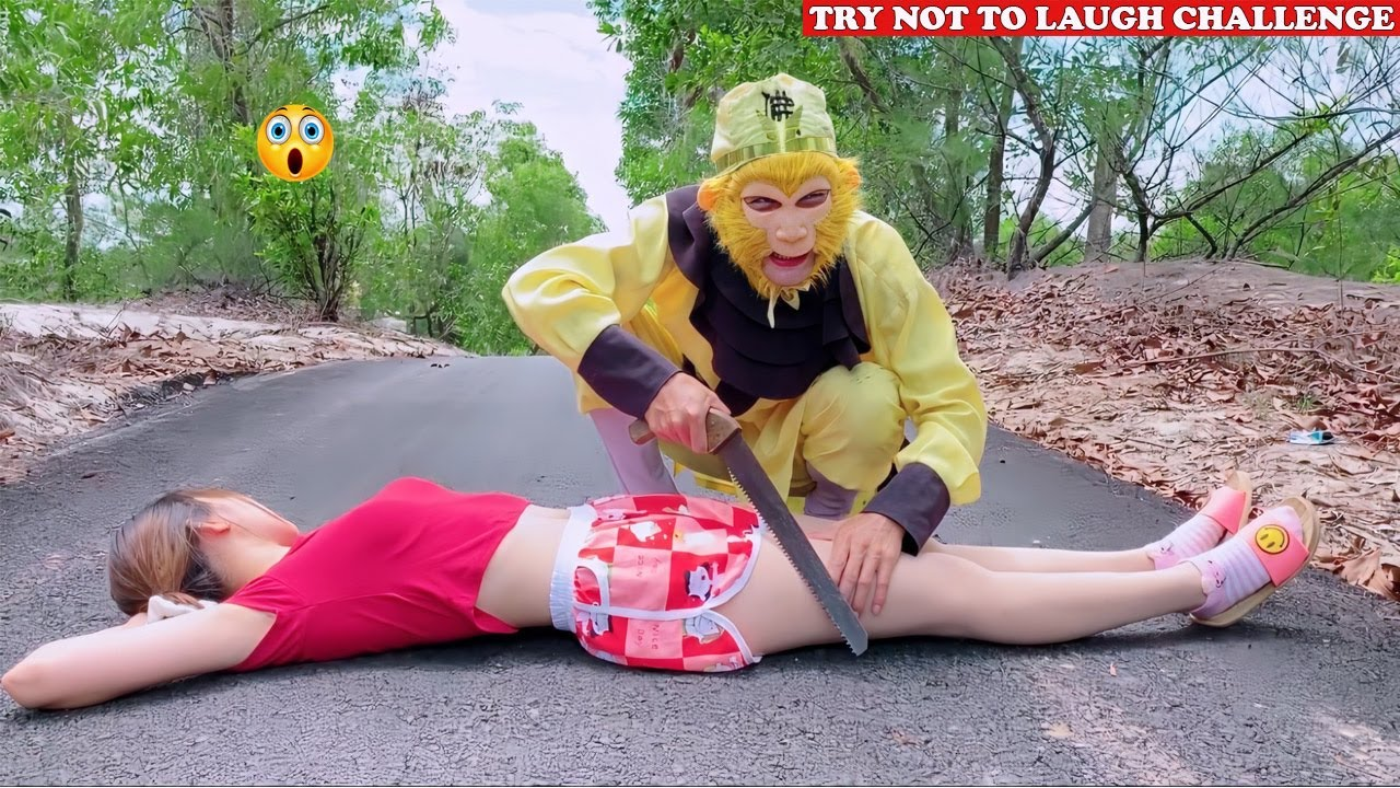 Download Try Not To Laugh 🤣 New Funny Videos 2020 - Episode 73 | Sun Wukong
