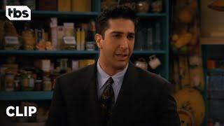 Friends: Ross is Jealous of Rachel's New Coworker (Season 3 Clip)   TBS