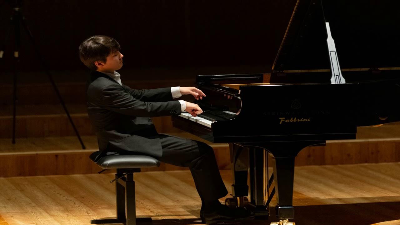 Brahms Op.118-2 | Seong-jin Cho (1 Hour)