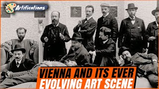 """Vienna and its Ever Evolving Art Scene"""