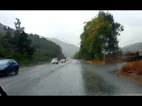 Έντονη βροχόπτωση πριν τις Λίμνες