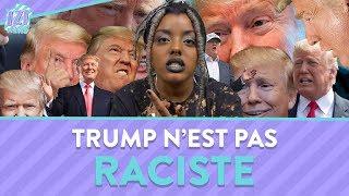 Donald Trump n'est pas raciste et son fils nous dit pourquoi ! / IZI NEWS