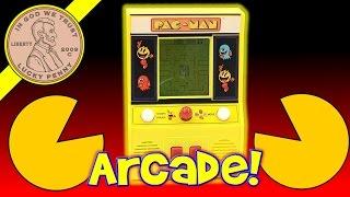 Pac-Man Classics Mini Arcade Game