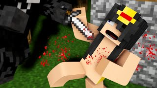NAKED GIRLFRIEND KILLER! | Minecraft Murder Mystery