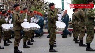 Репетиция парада Победы в Керчи 5 мая 2016 г.(, 2016-05-06T07:43:07.000Z)