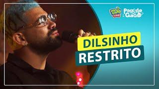 Dilsinho - Restrito (Live Pagode do Gago) #FMODIA