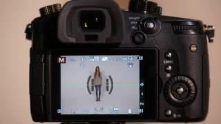 Lumix GH5 - كيفية استخدام التركيز التلقائي للصور (225 نقطة)