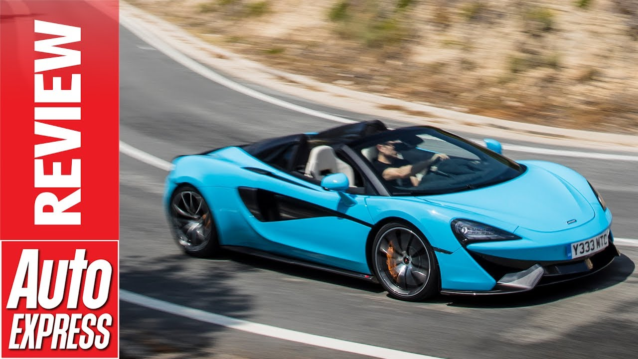 2018 mclaren 570s spider review. unique spider mclaren 570s spider review  supercar roadster loses roof and little else to 2018 mclaren 570s spider