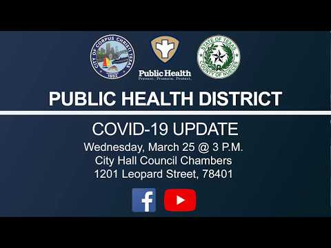 Public Health District Covid-19 Update