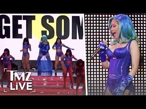 Cardi B's Raunchy Award Show Performance   TMZ Live Mp3