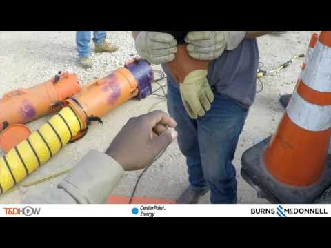 Phase Testing and Cutting for Underground Cut Around