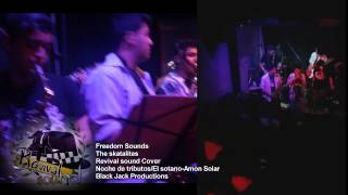 Freedom Sounds skatalites cover - Revival Sound