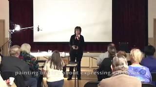 Nan Rae's Talk for the Verdugo Hills Art Association