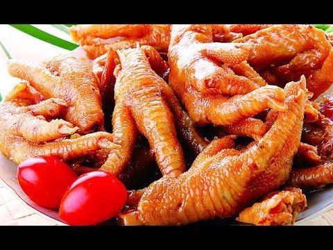 这才是鸡爪最好吃的做法,麻辣鲜香,越啃越香!