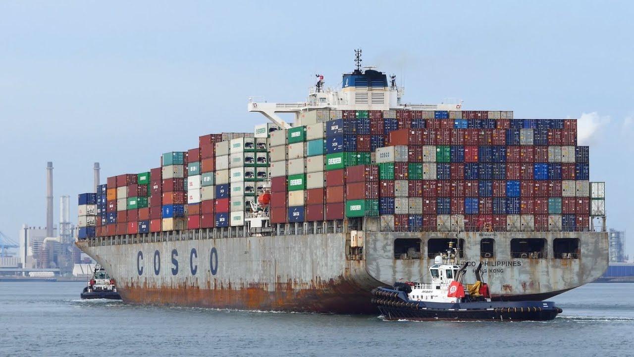 Download SHIPSPOTTING 2021 - Port of Rotterdam #254
