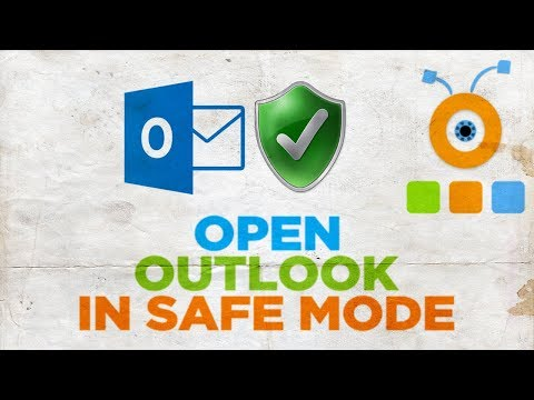 How to Open Outlook in Safe Mode - YouTube