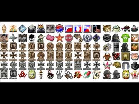 All Modern Warfare 3 Titles And Emblems!