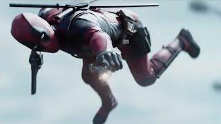 X-Men's Blackbird Appears In
