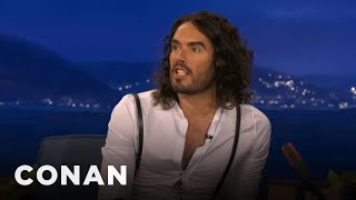 Russell Brand Is Hurt Tom Cruise Didn