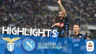 HL - Lazio V Napoli 1-2
