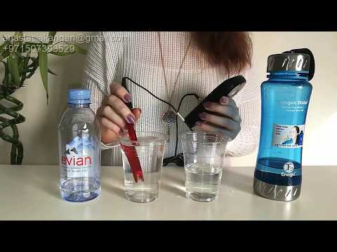 Episode 1: Evian Water Test. Must Watch!