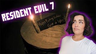 Прохождение Resident Evil 7 | HAPPY BIRTHDAY