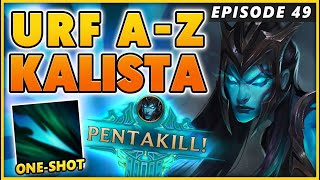 HOW I GOT A PENTA WITH ONE SPEAR... (CRAZY REACATION) - BunnyFuFuu | League of Legends | URF
