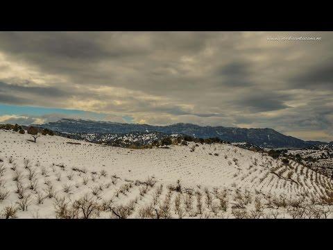 Després de la nevada al Montsant   28:02:2016