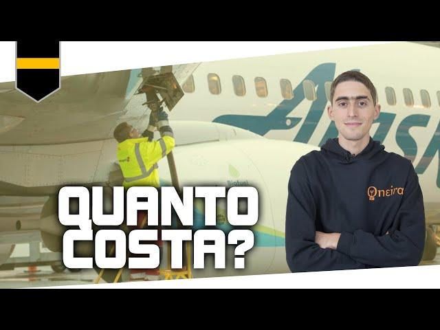 Quanto costa il carburante aeronautico? E quanto consumano gli aerei?
