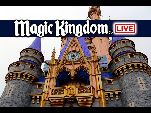 🔴LIVE: Magic Kingdom Labor Day Weekend At Walt Disney World Live Stream