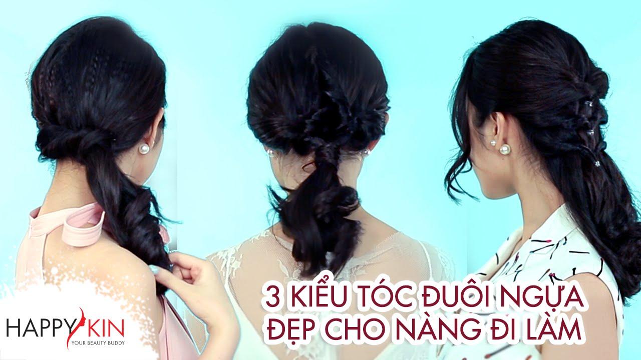 3 Cách Buộc Tóc Đuôi Ngựa Đẹp, Năng Động Cho Nàng Công Sở ft. Primmy Truong | Bao quát những thông tin nói về các kiểu tóc ngắn nữ công sở đúng nhất