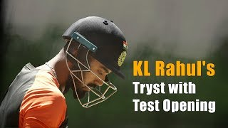 Can KL Rahul turn his Test fortunes around?