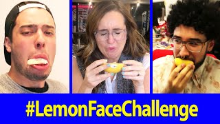 We Try To Make The #LemonFaceChallenge Viral