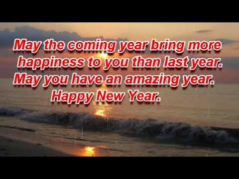 Happy New Year 2018 Quotes and Sayings | Famous Thoughts | New Year Wishes | New Year Image