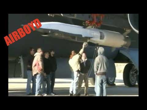 Boeing X-51 Pre-Flight Checks (2010)