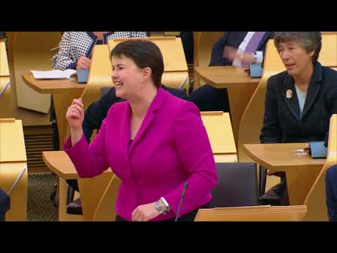 First Minister's Questions - 14 September 2017