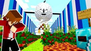 【マイクラ】世界初公開の「ポッキー専用のワールド」のクオリティが凄すぎる!!!【赤髪のともさんコラボ】