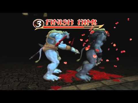 Mortal Kombat Armageddon Kreate A Fatality Parts