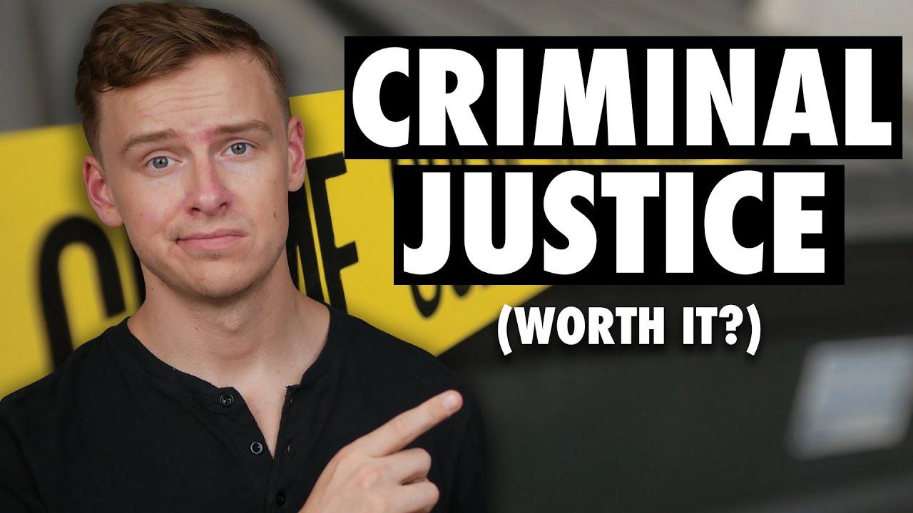 Download Criminal Justice Degree: Worth It?