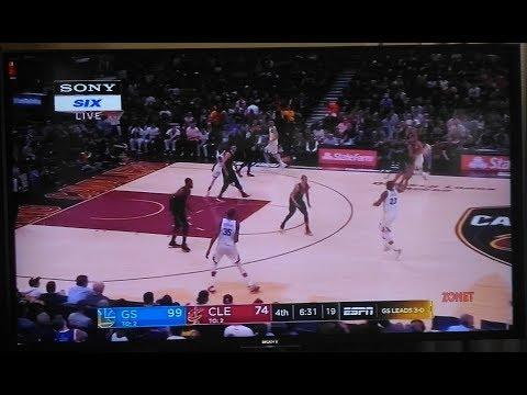 June 8, 2018 GAME 4 : GS WARRIORS vs CAVALIERS NBA FINALS [4th Quarters]