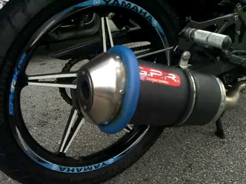 Spark 135 LC (GPR-EXHAUST)