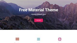 Hestia - Sharp Free Business  WordPress Theme