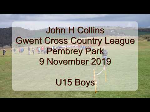 Gwent Cross Country League Videos & Update